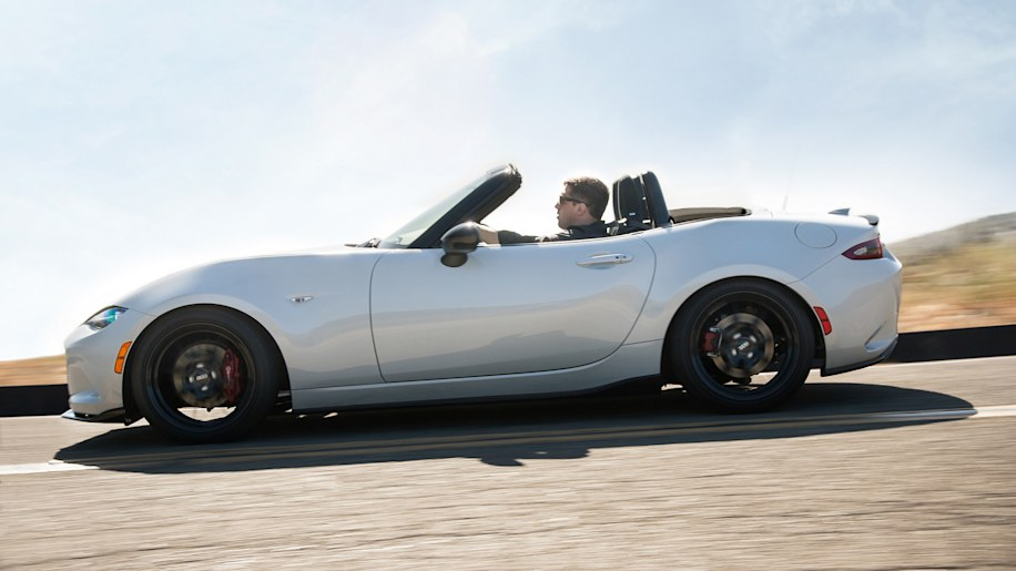 Best Sporty Car Value: Mazda MX-5 Miata