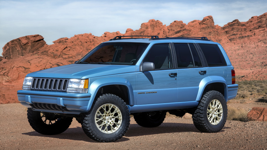 Jeep Grand One Concept: East Jeep Safari