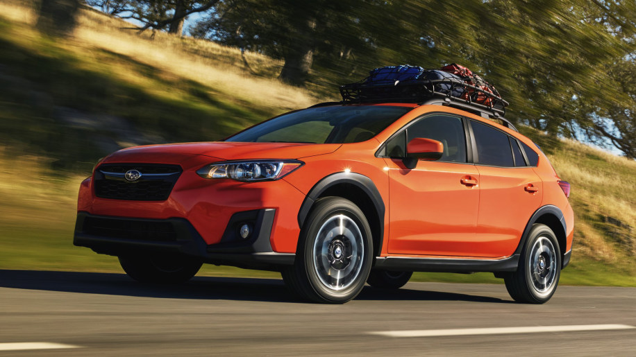 2018 Subaru Crosstrek US-spec