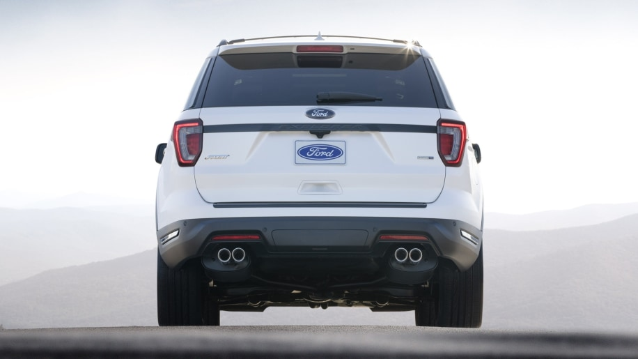 2020 ford explorer to be rear wheel drive according to reports slide 4981305 publicscrutiny Images