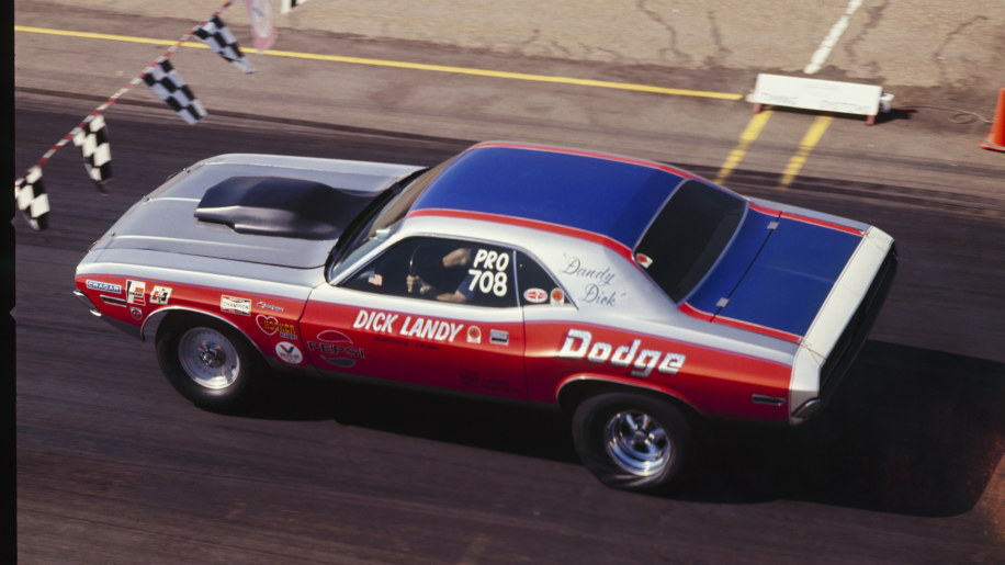 1971 Bakersfield 13th Annual Fuel and Gas Championships - March Meet Drag Race