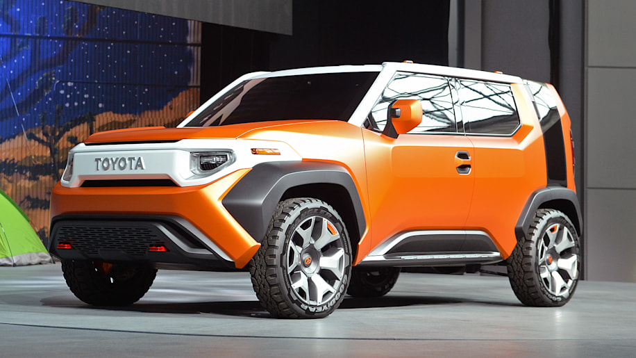 Toyota's FT-4X concept learned the wrong lessons from the ...