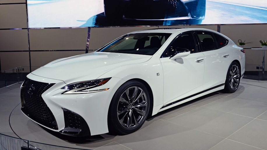 2018 lexus es f sport.  sport slide4983944 throughout 2018 lexus es f sport