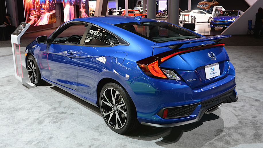 Why the 2018 honda civic si only makes 205 horsepower for 2018 honda civic si specs