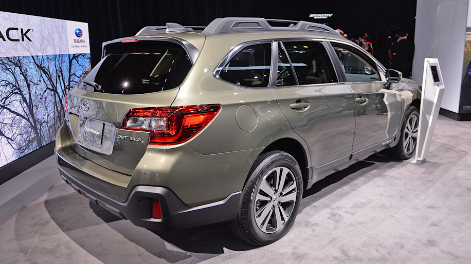 2018 subaru outback redesign. perfect outback image credit drew phillips to 2018 subaru outback redesign