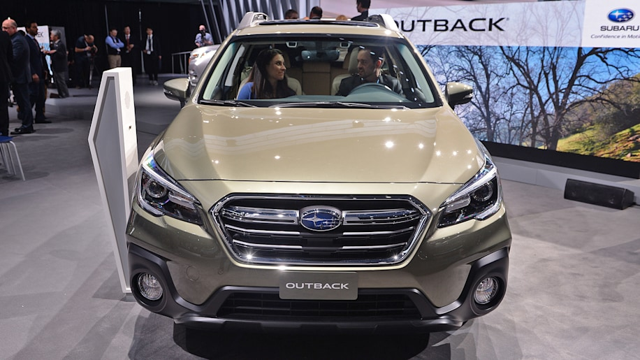2018 subaru outback redesign.  outback image credit drew phillips to 2018 subaru outback redesign