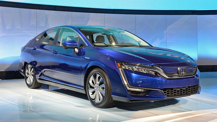 Honda Rounds Out Clarity Series With Electric Plug In Hybrid Models