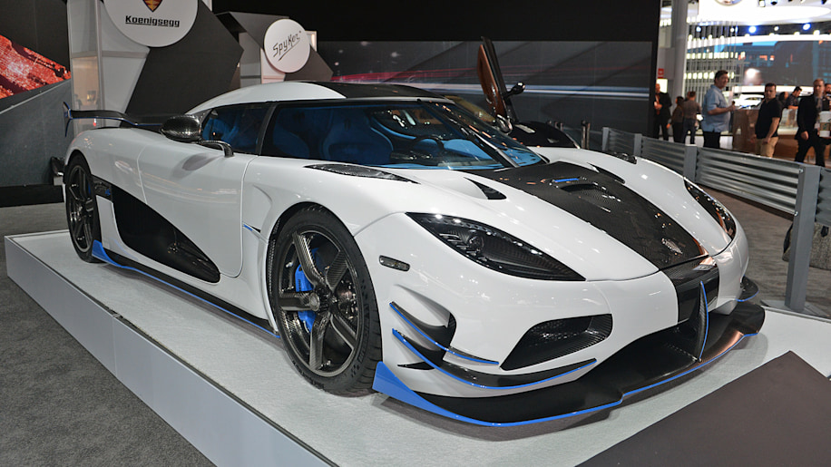 Koenigsegg Agera Offers Hp Does In Seconds