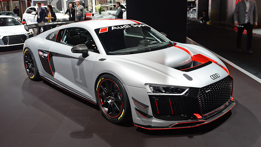 Audi R8 Lms Gt4 Debuts In New York A Ready Made Race Car