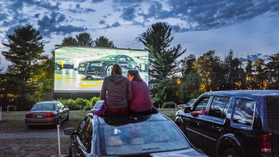 Saco Drive-In Theater