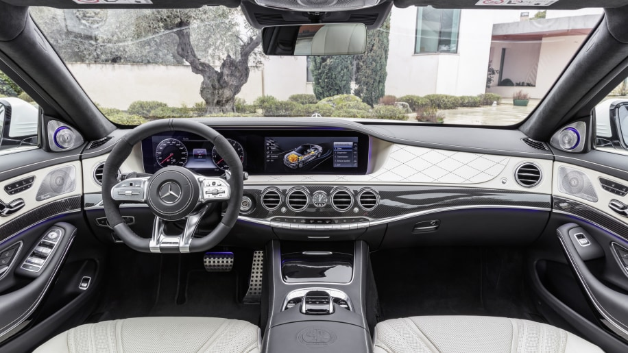 Revised 2018 Mercedes-Benz S-Class line gets more advanced ...