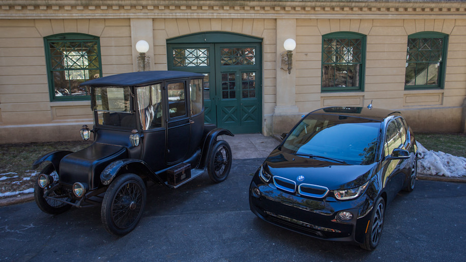 The irony of the EV chargers at the Thomas Edison Museum  Autoblog