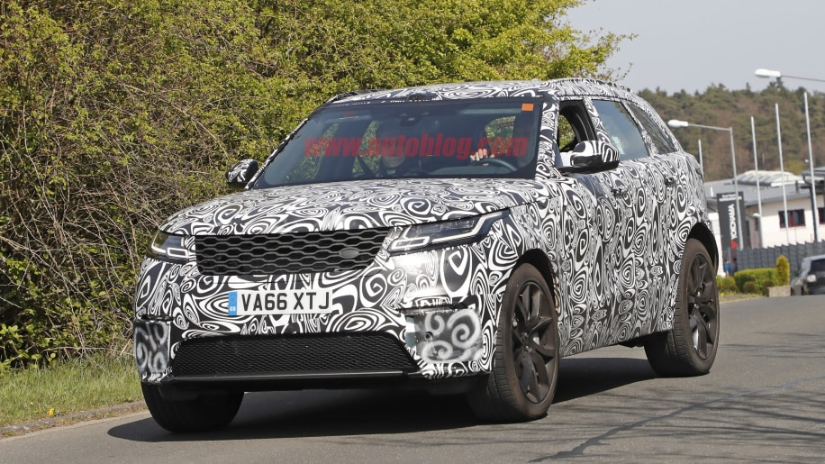 2019 land rover defender spy shots. slide-5002377 2019 land rover defender spy shots