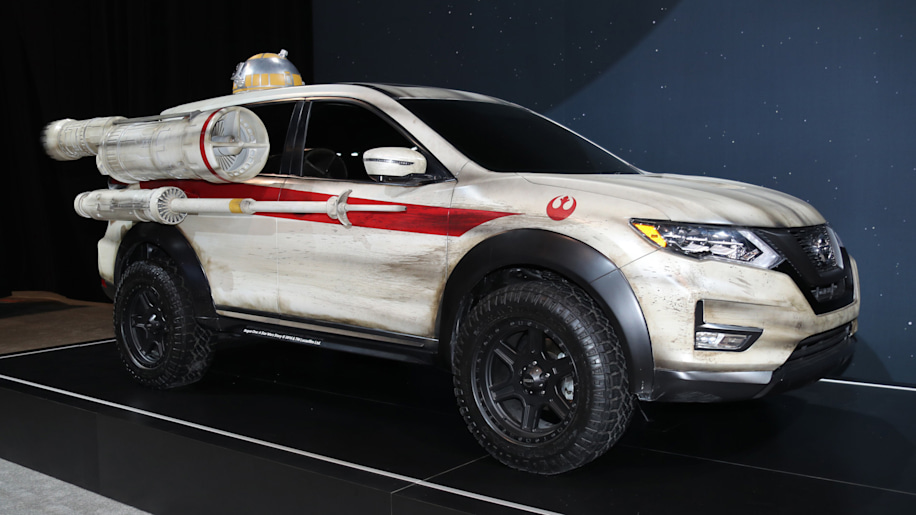 X-Wing Nissan Rogue