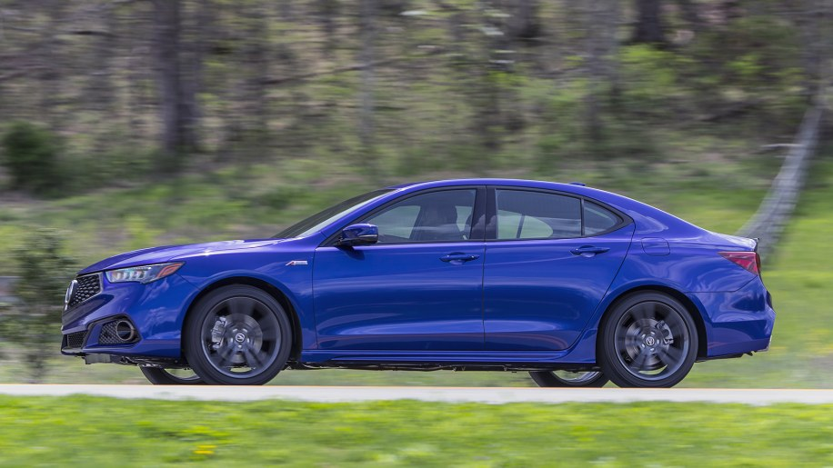 2018 acura tlx a spec first drive photo gallery autoblog. Black Bedroom Furniture Sets. Home Design Ideas