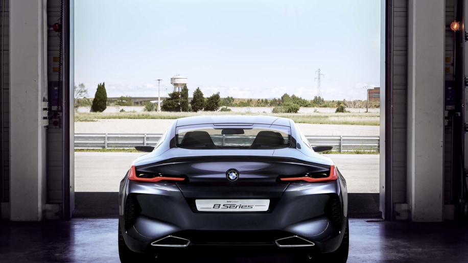 Certified Pre Owned Bmw >> BMW 8 Series concept previews next great luxury coupe ...