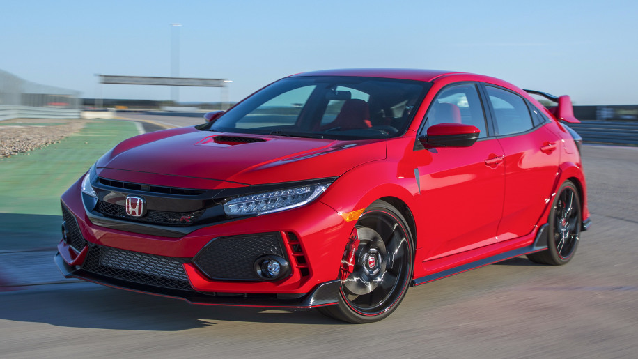 Civic Type R Awd >> Honda Dreaming Up Civic Type R Variants With More Power Awd
