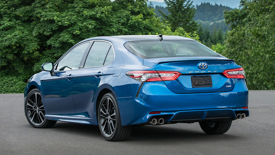 Desirable at last | 2018 Toyota Camry, Camry Hybrid First Drive - Autoblog