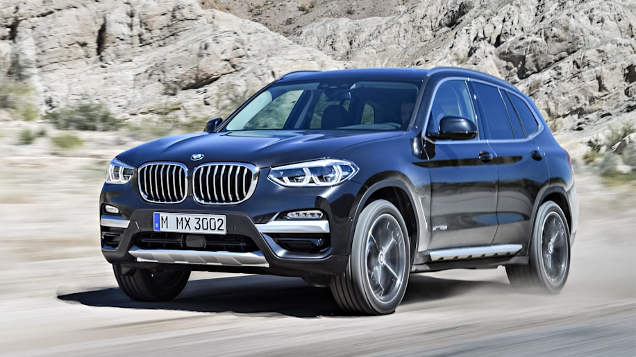 2018 bmw x3 all new faster and more efficient than ever. Black Bedroom Furniture Sets. Home Design Ideas