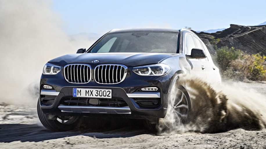 2018 BMW X3: All-new, faster, and more efficient than ever