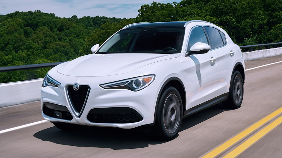 Image result for 2018 Alfa Romeo Stelvio vehicles