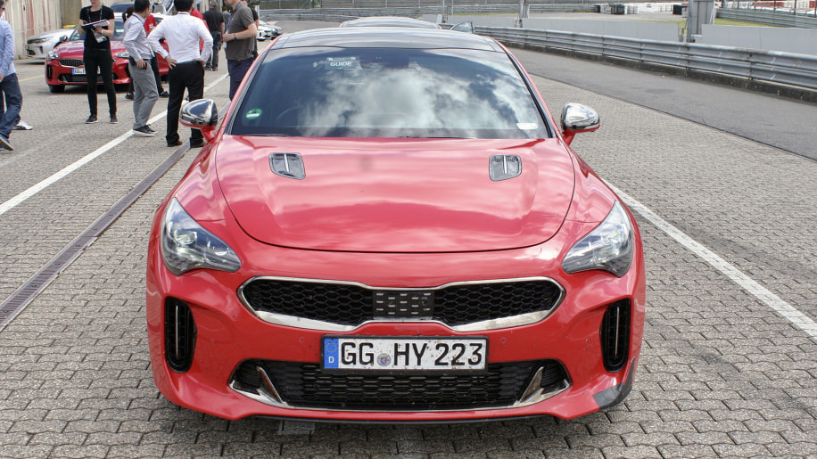 2018 kia stinger gt price. perfect kia image credit matthew askari on 2018 kia stinger gt price