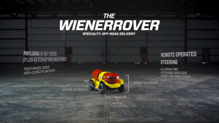 The Remote Wienerrover