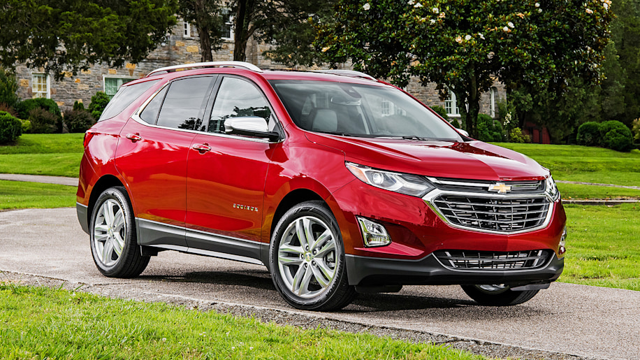 Middle of the pack powerhouse | 2018 Chevrolet Equinox 2 ...