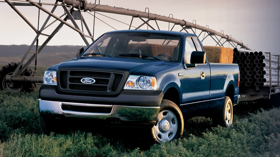 3. 2006 Ford F-150