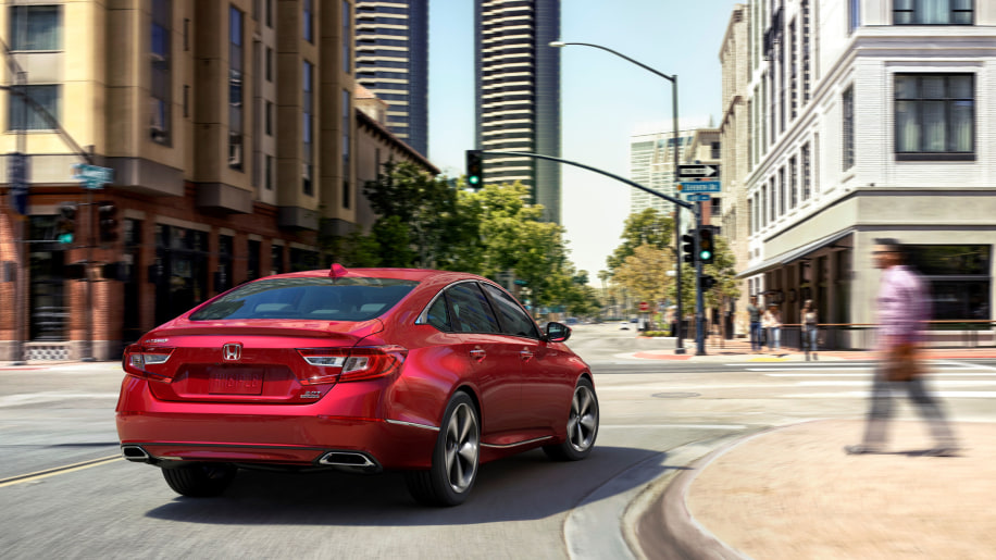 2018 Honda Accord revealed More refined more efficient fewer