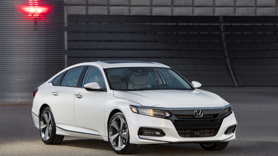 2018 Honda Accord Revealed More Refined More Efficient
