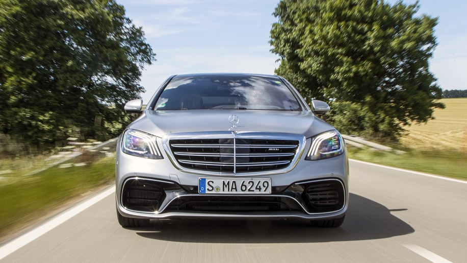 2018 mercedes benz s class first drive a brave new world for 2018 mercedes benz s550