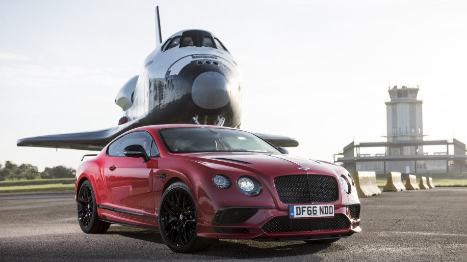 2018 Bentley Continental Supersports | More exciting than space ...