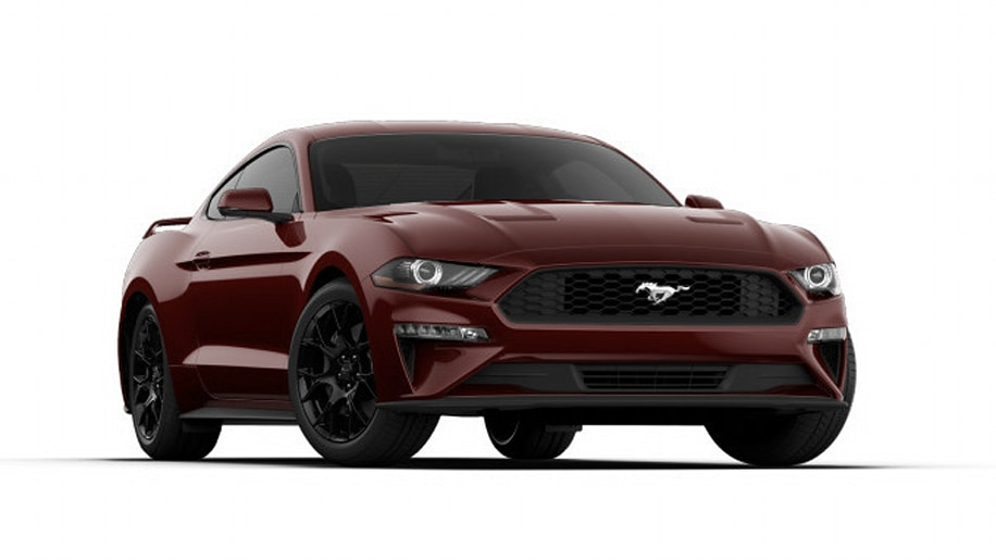 How The Autoblog Staff Would Configure A 2018 Ford Mustang