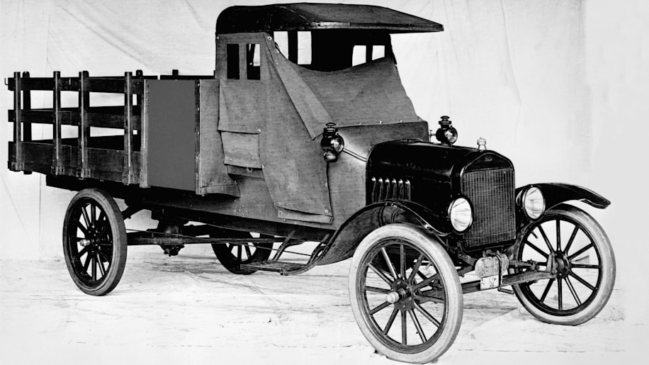 On The 100th Anniversary Of Ford Trucks A Brief Look At Their