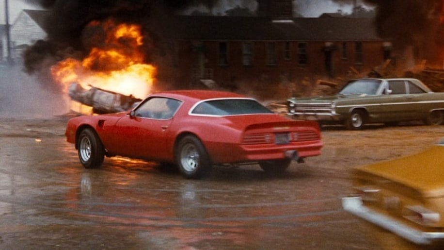 Burt Reynolds Pontiac Trans Am Hooper