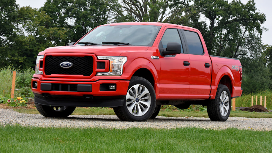 2018 Ford F-150 nabs IIHS Top Safety Pick, but headlights ...