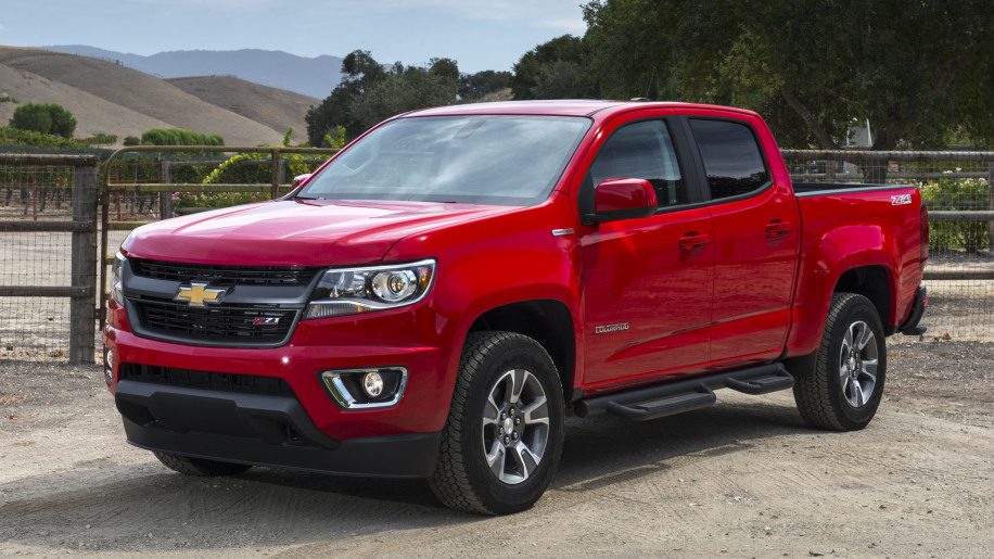 Standard Truck: Chevrolet Colorado