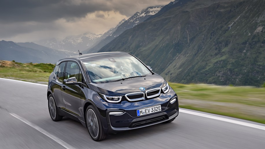 2018 bmw i3 announced with new i3s performance model autos post. Black Bedroom Furniture Sets. Home Design Ideas