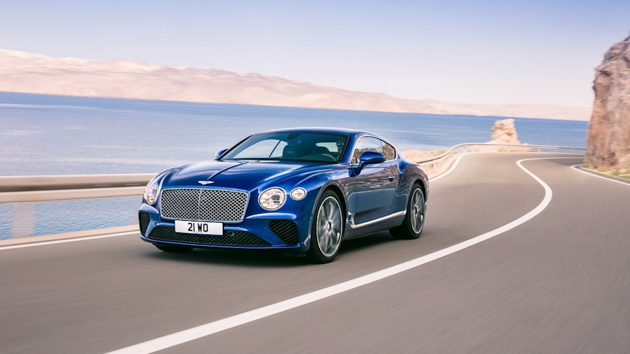 2019 Bentley Continental GT gets stunning new looks but keeps its W12 engine - Autoblog