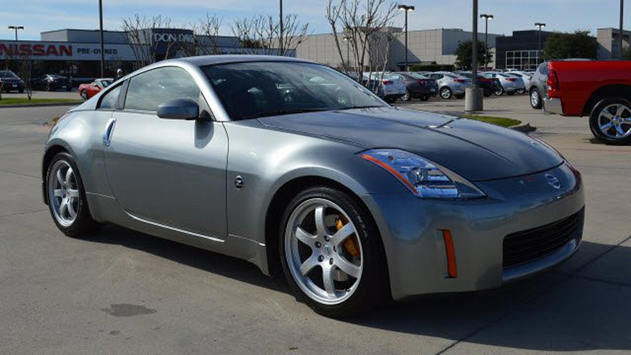 2003 Nissan 350Z with serial number 1 for sale - Autoblog