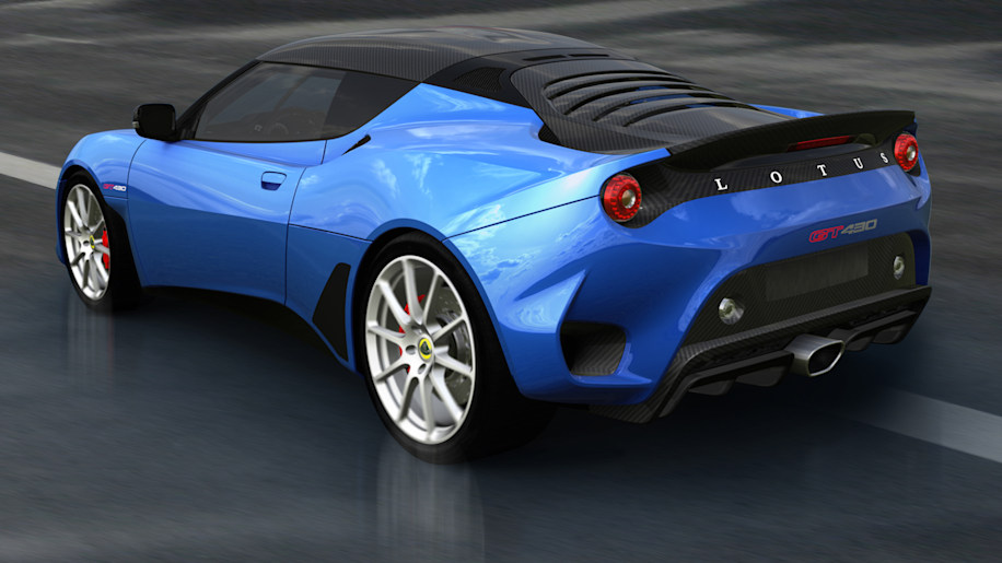 the new lotus evora gt430 sport is quicker with an automatic autoblog. Black Bedroom Furniture Sets. Home Design Ideas