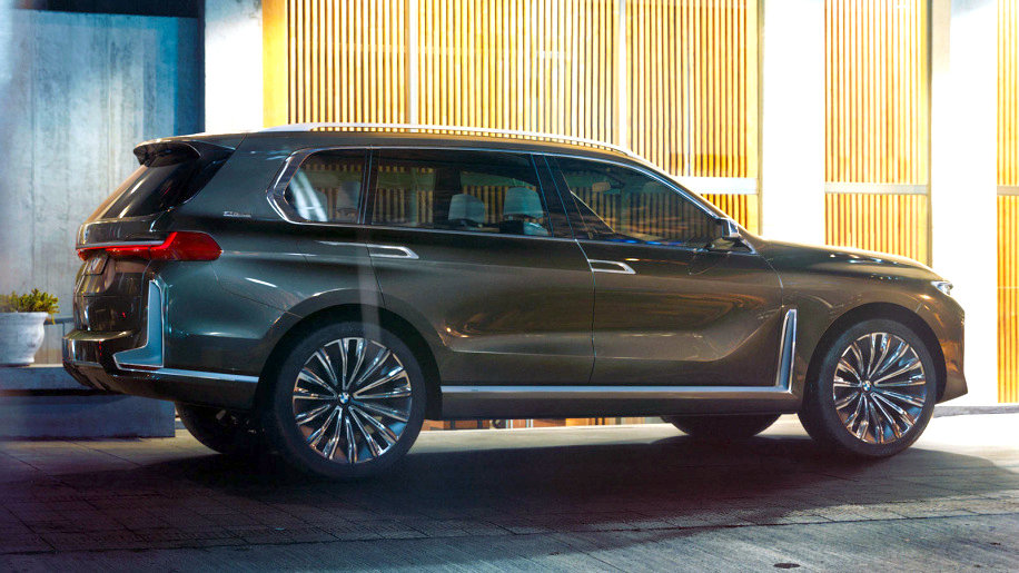 Bmw X7 Concept Photo Gallery Autoblog
