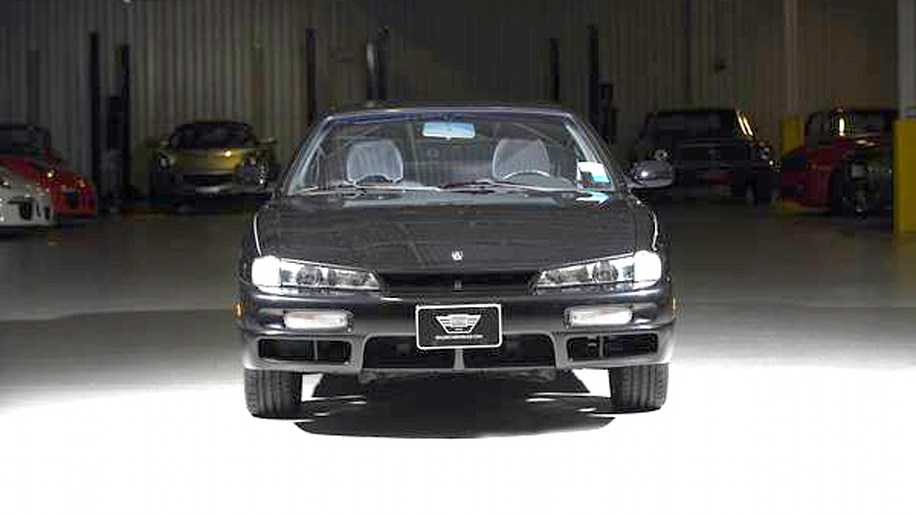 For sale: Nissan 240SX. Year: 1997. Mileage: 676. Location ...