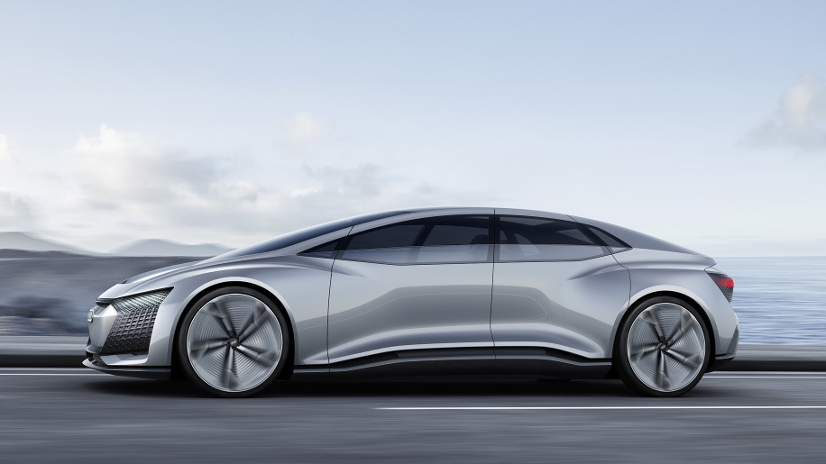 Audi Aicon Concept Is Another Take On Our Fully Autonomous