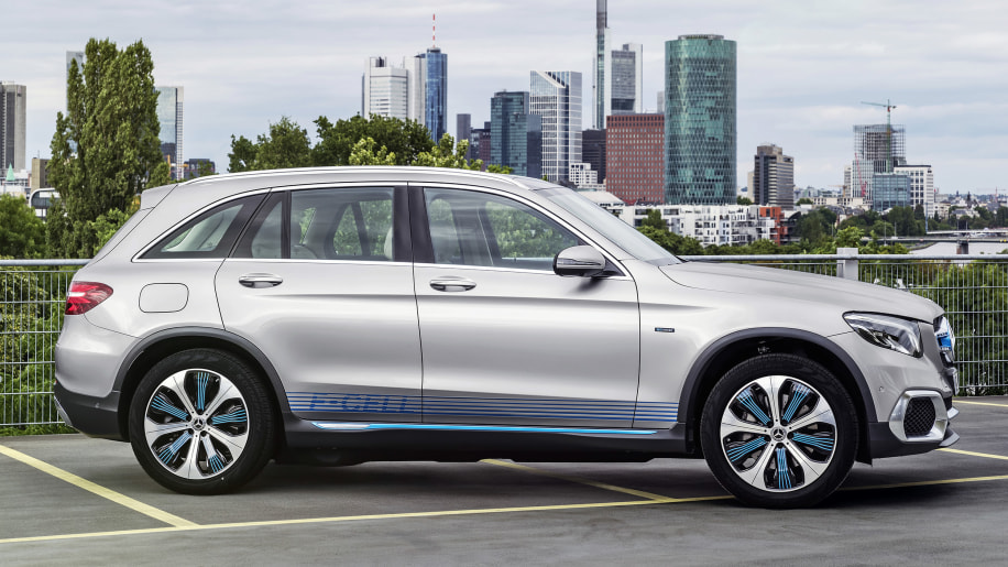 Mercedes benz glc f cell photo gallery autoblog for Mercedes benz f cell price