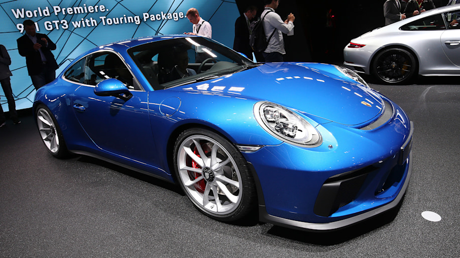 porsche 911 gt3 touring was built in response to 1 million 911 r resale prices autoblog. Black Bedroom Furniture Sets. Home Design Ideas