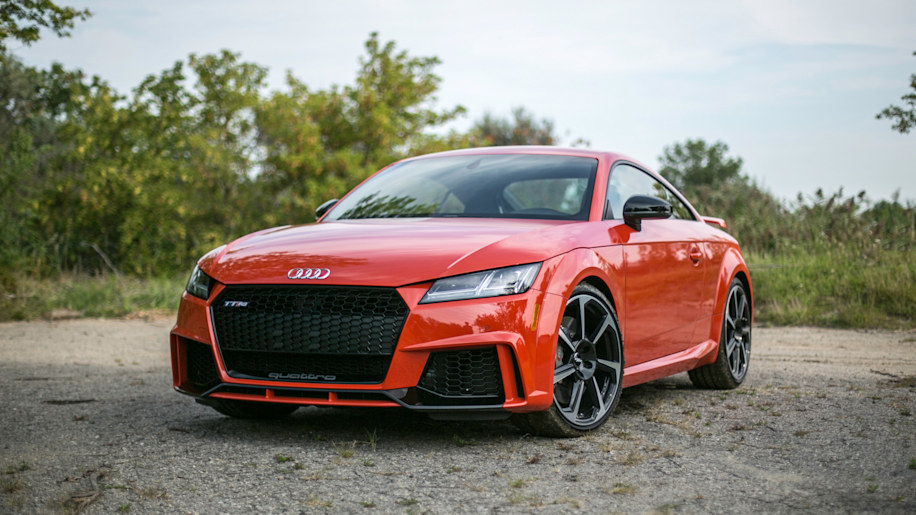 2018 Audi Tt Rs Drivers Notes Five Pots Of Turbocharged