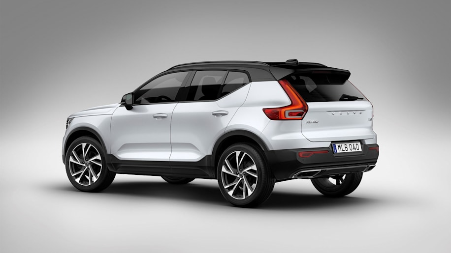 3 ways the volvo xc40 is a game changer autoblog. Black Bedroom Furniture Sets. Home Design Ideas