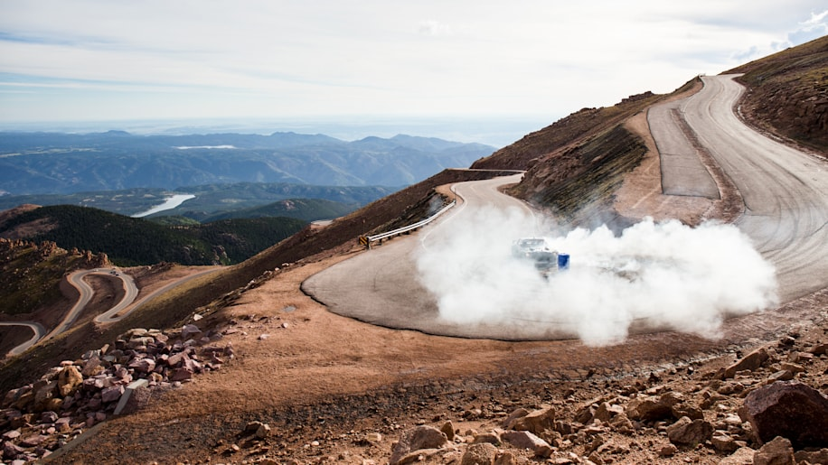 4. It was purpose-built for Pikes Peak's high altitude